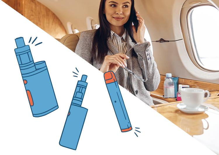 Prendre-l'avion-avec-sa-cigarette-électronique